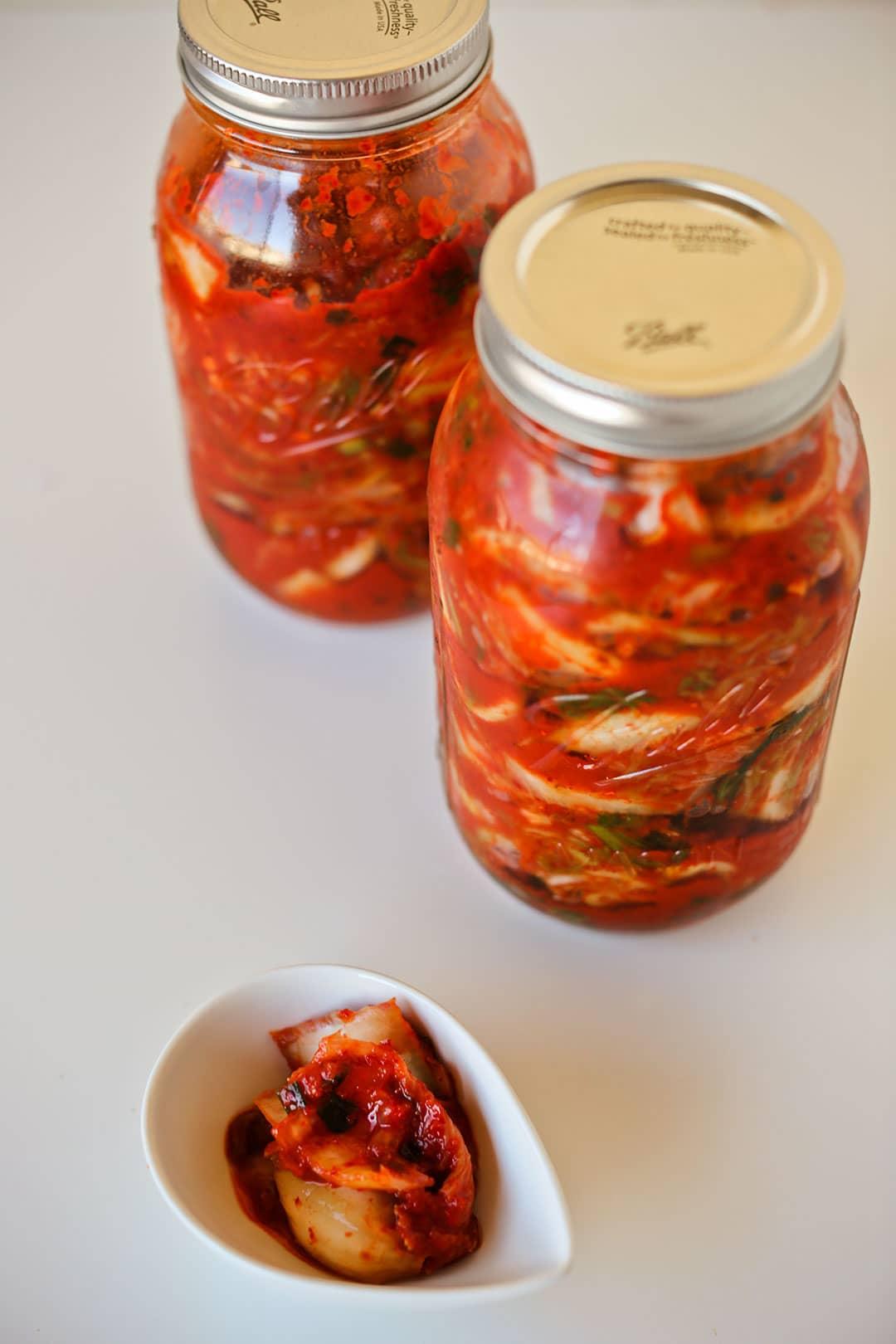 Mom's Authentic Korean Kimchi Recipe