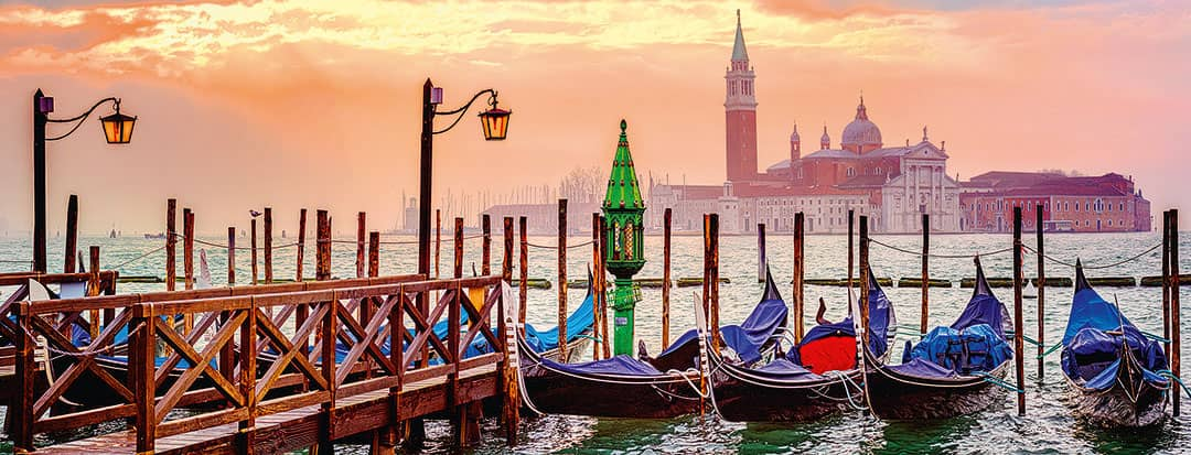 Venice Jigsaw Puzzle + 15 Best Travel Puzzles to Work on When You're Not Traveling