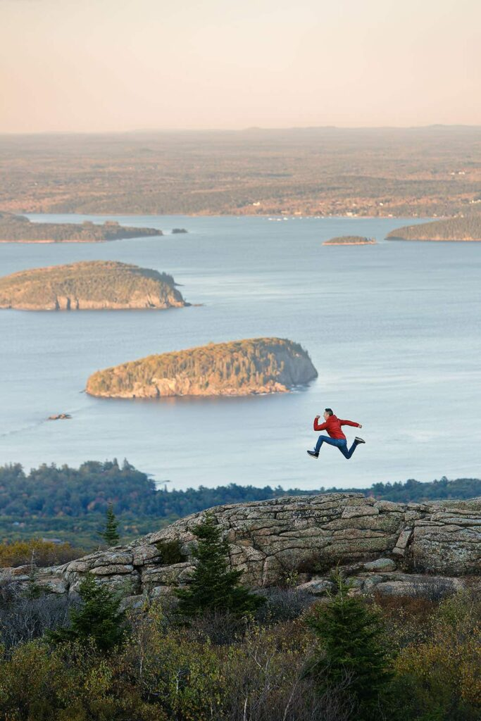 Cadillac Mountain + 15 Can't Miss Things to Do in Acadia National Park