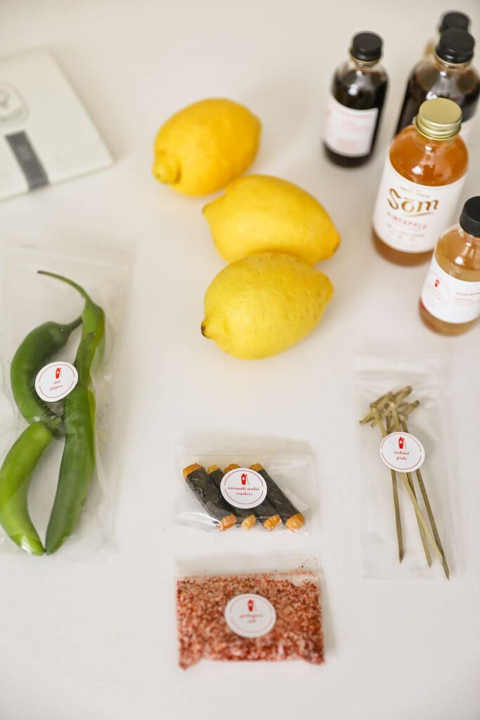 Shaker and Spoon Cocktail Subscription Box