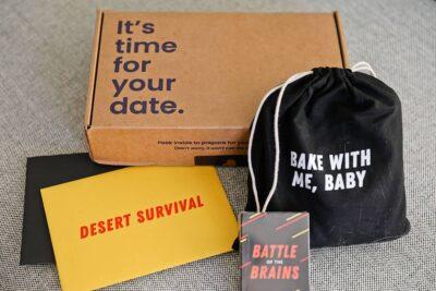 Happily Date Box