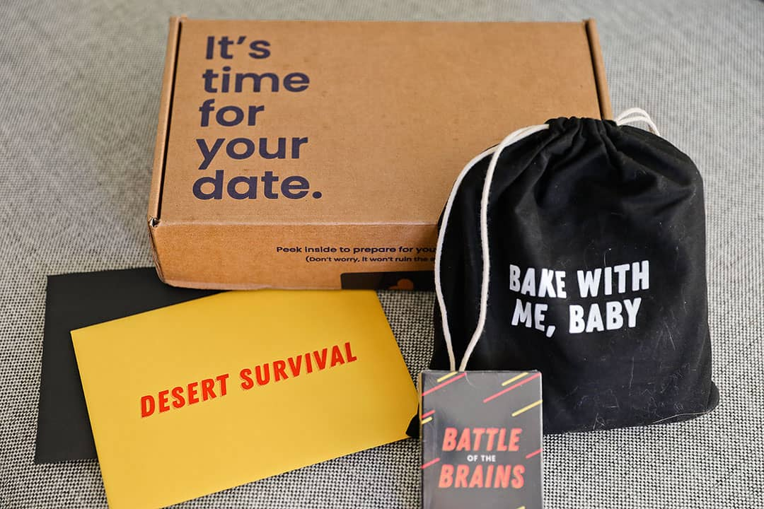 5 Fun Date Night Subscription Boxes for Your Next Stress Free Date
