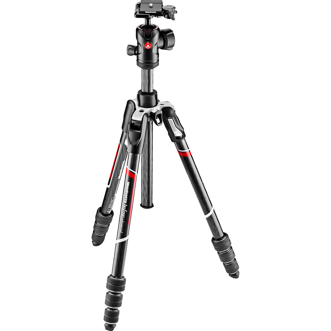 Manfrotto Befree Carbon Review