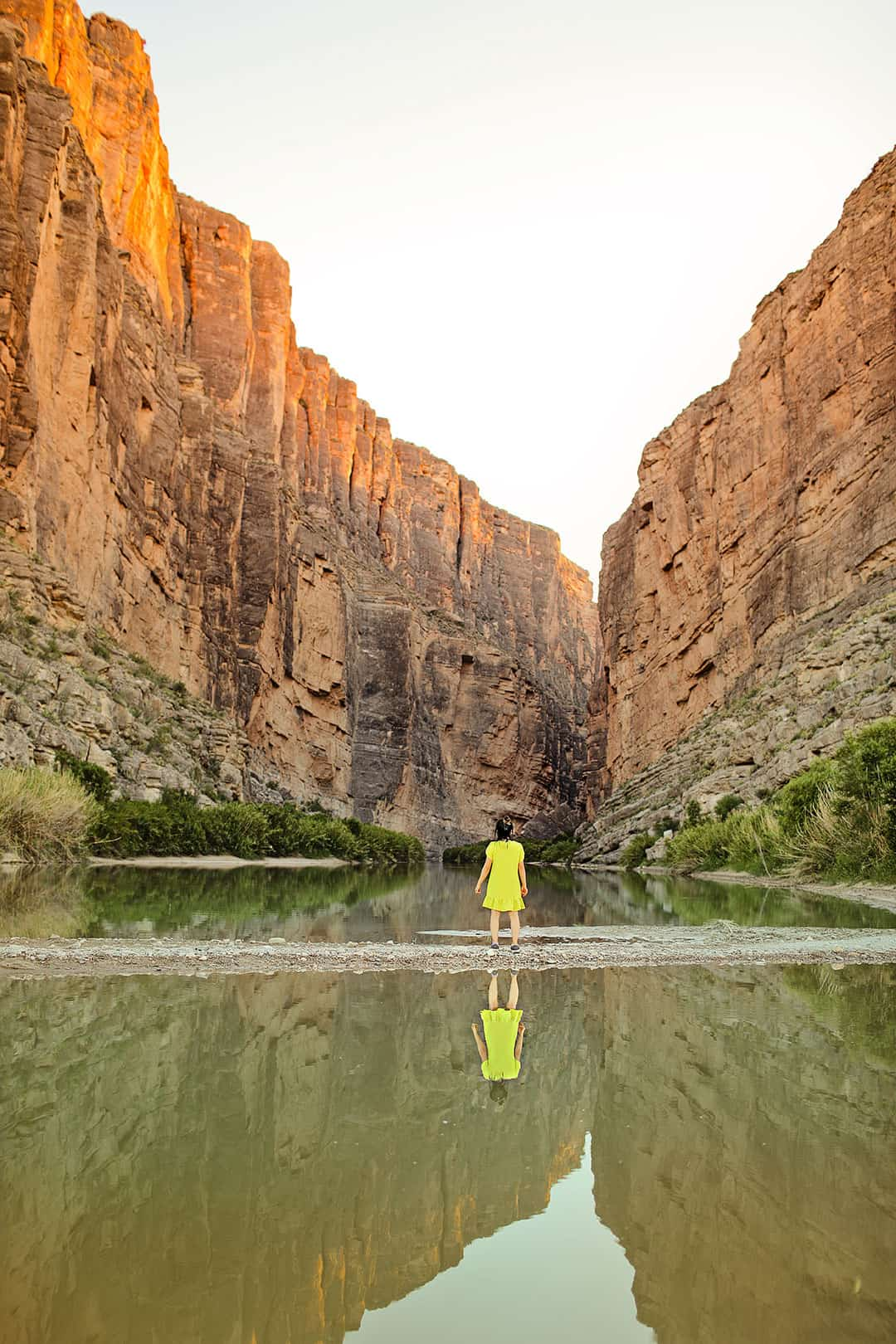 Santa Elena Canyon Big Bend National Park Texas + 11 Beautiful Canyons in the US You Must Explore