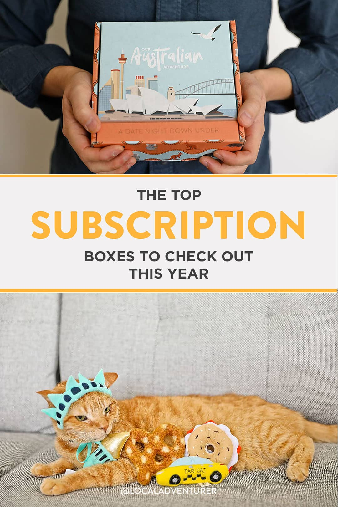 Top Subscription Boxes You'll Want to Check Out This Year