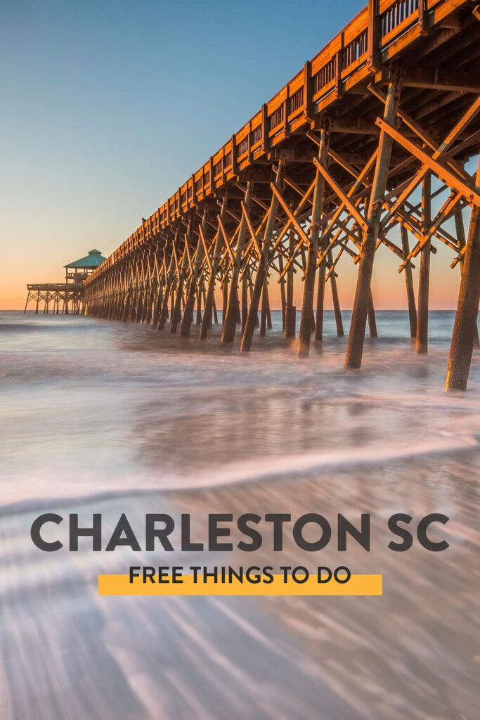 25 Free Things to Do in Charleston South Carolina