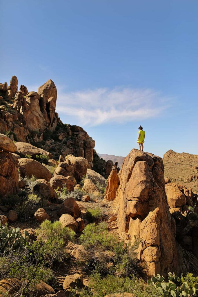 Grapevine Hills Trail + 11 Best Things to do in Big Bend National Park
