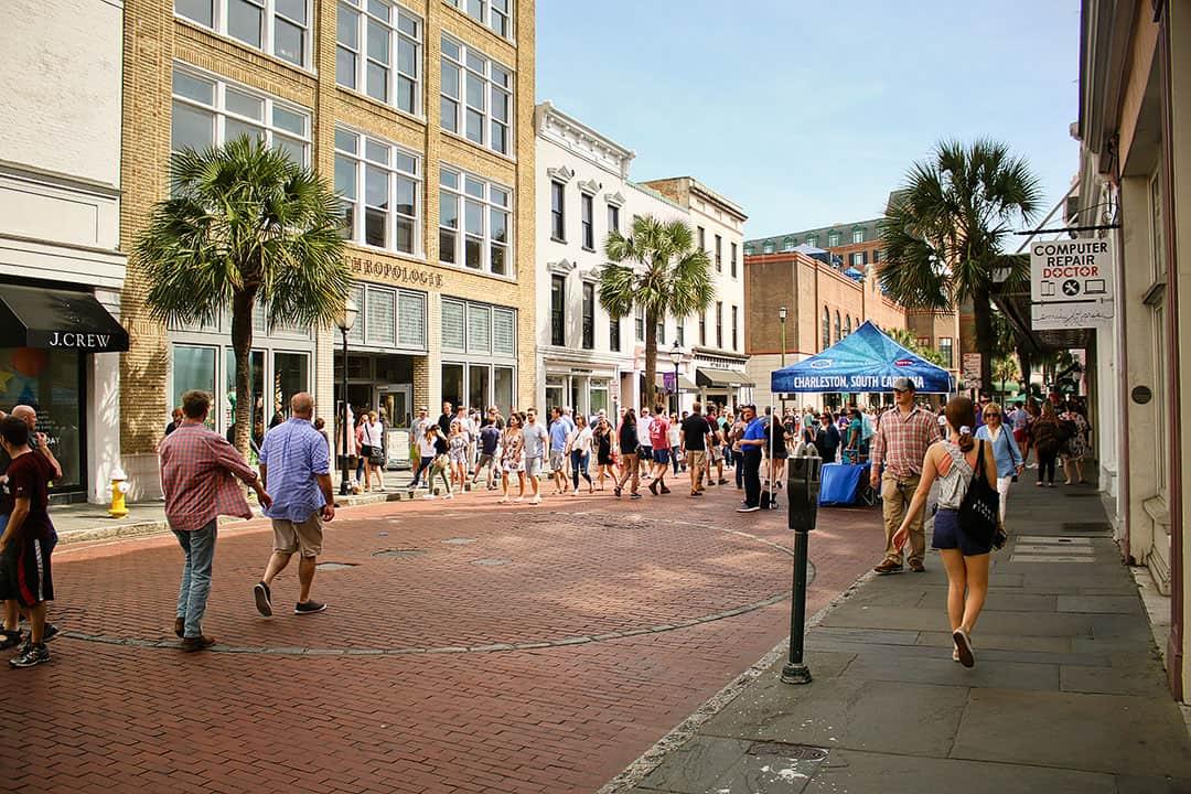 King Street Charleston SC