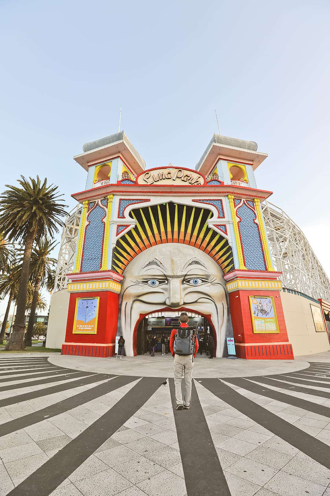 Luna Park St Kilda + 25 Best Things to Do in Melbourne for First Timers