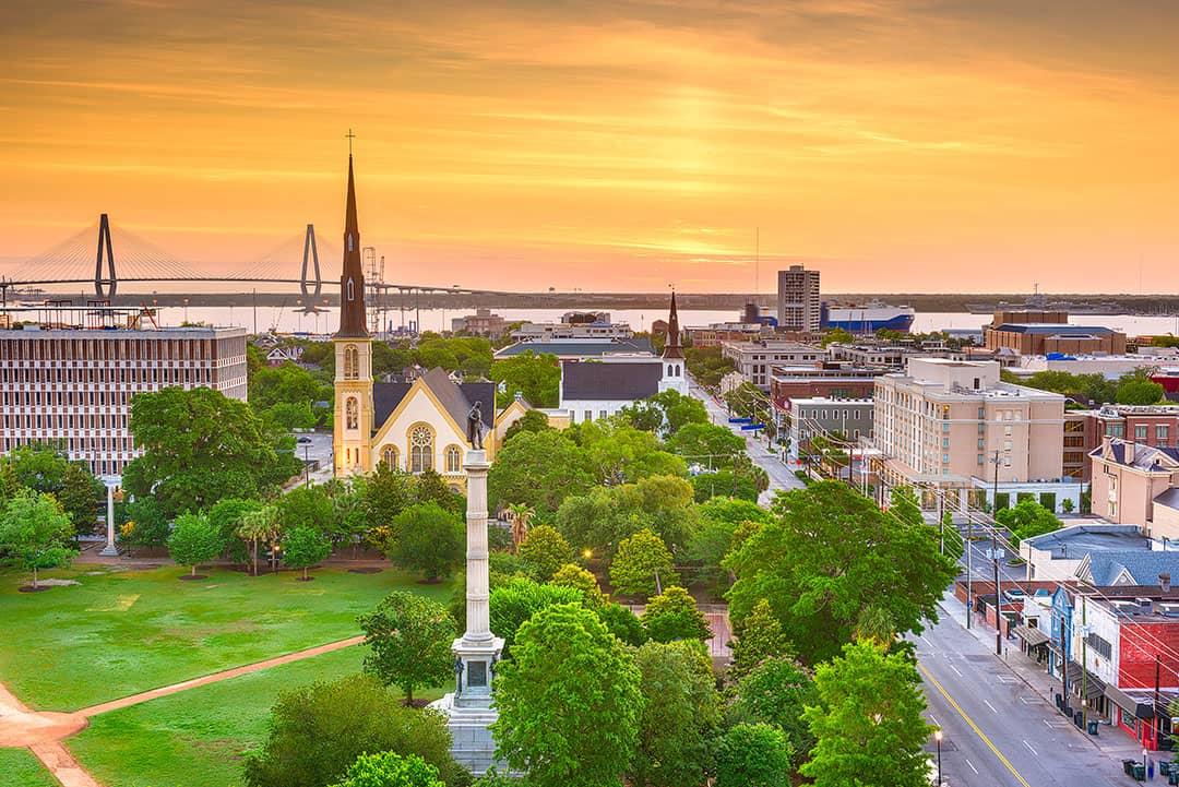 Marion Square Charleston