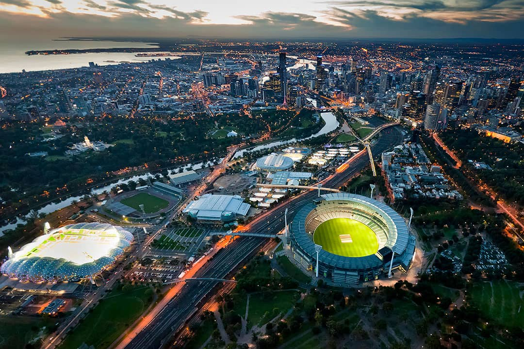 Melbourne Cricket Stadium