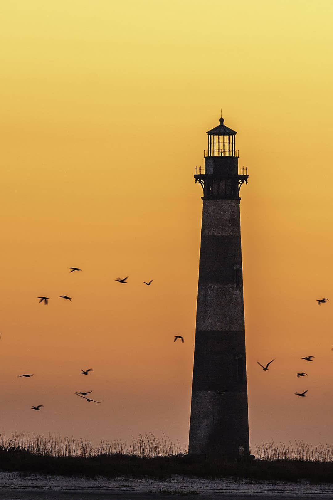 Morris Island Lighthouse + 25 Best Free Things to Do in Charleston SC