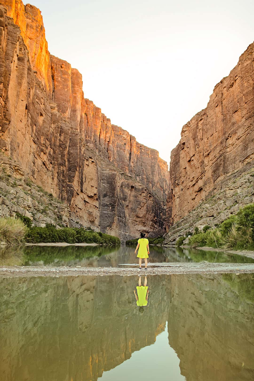 Santa Elena Canyon + 11 Amazing Things to Do in Big Bend National Park