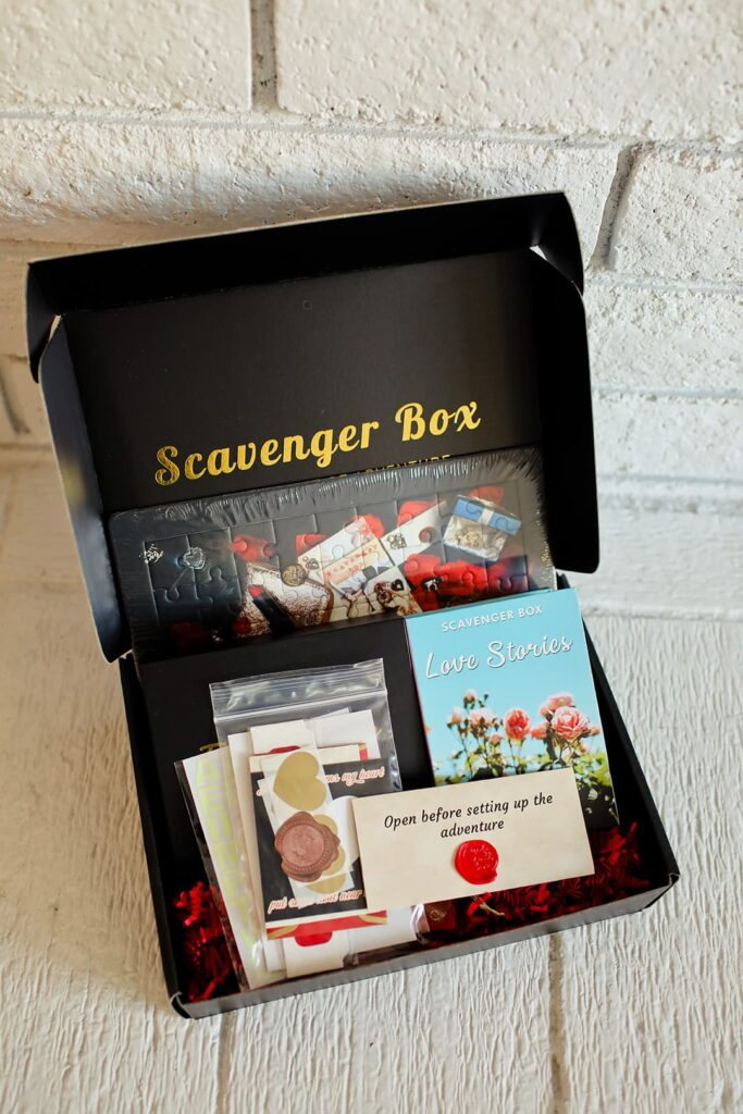 Scavenger Box + 11 Best Travel Subscription Boxes to Bring Adventure Home