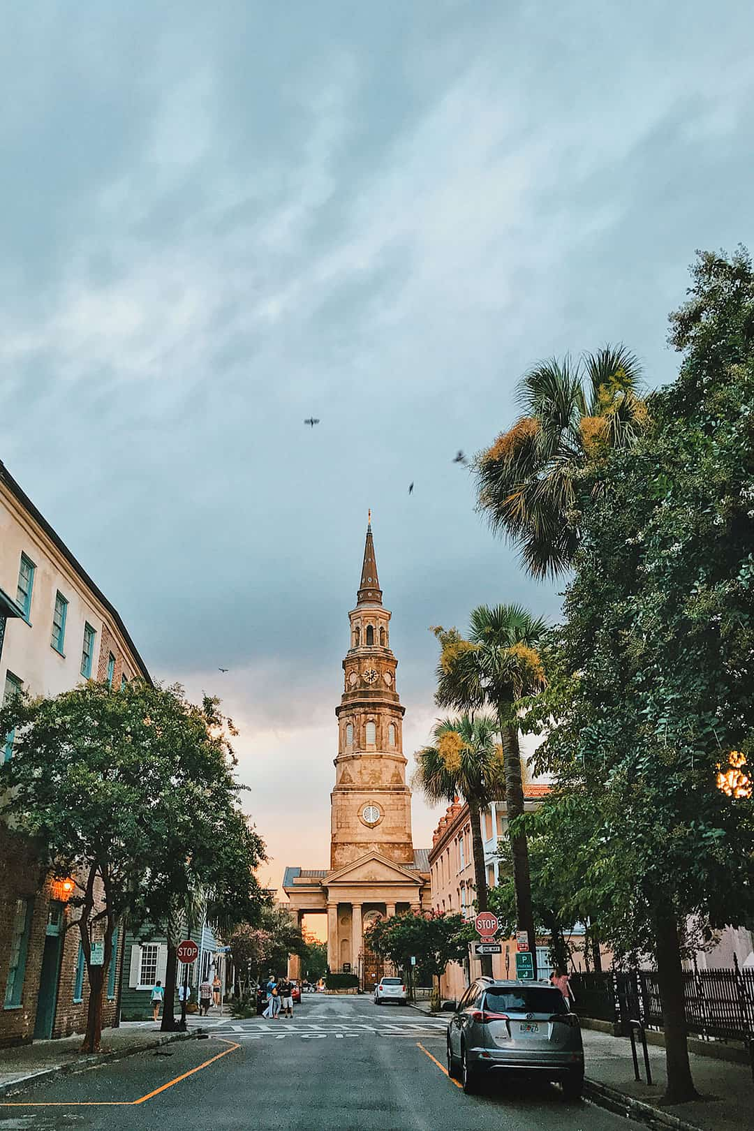 St Philips Church + 25 Best Free Things to Do in Charleston SC