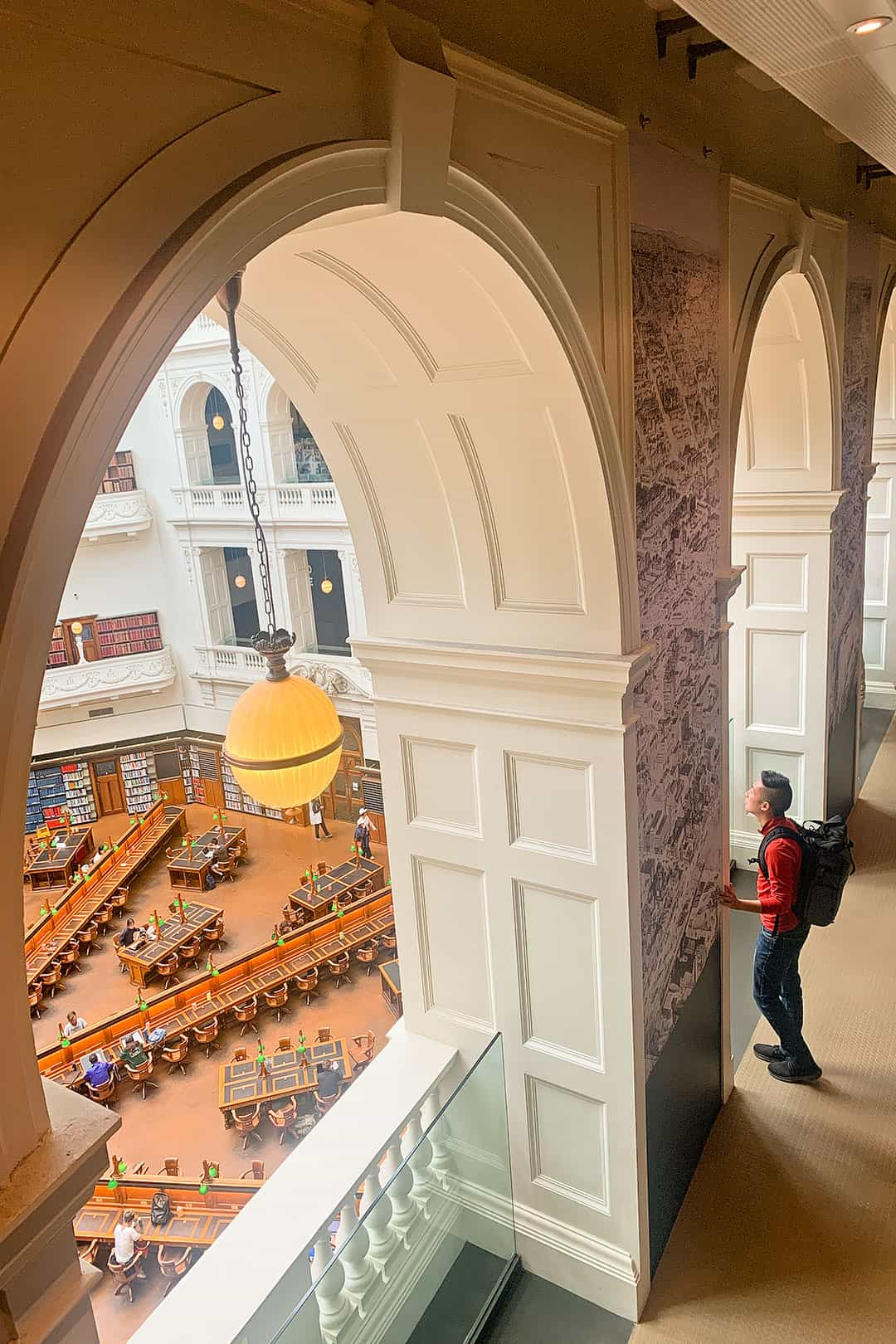 State Library of Victoria + 25 Best Things to Do in Melbourne for First Timers