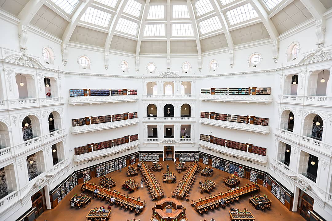 State Library of Victoria Melbourne
