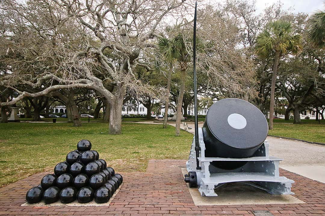 The Battery Charleston South Carolina