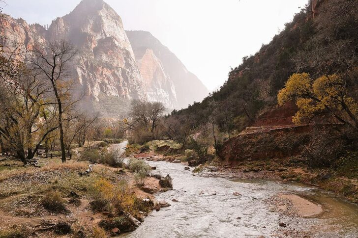 Watchman Trail Zion