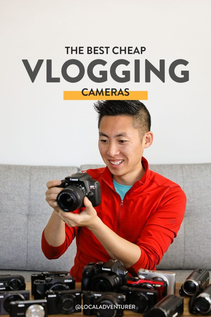 17 Best Cheap Vlogging Cameras Compared Side by Side