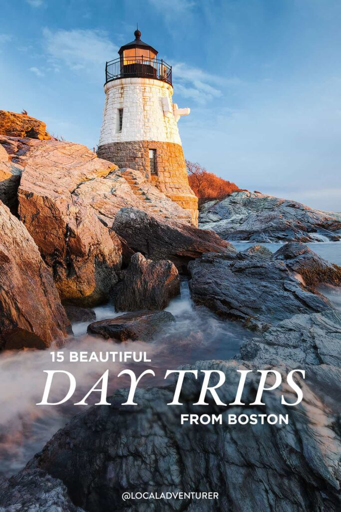 15 Best Day Trips from Boston