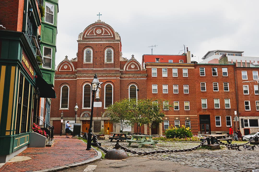 Boston + 15 Best Places to Visit in August
