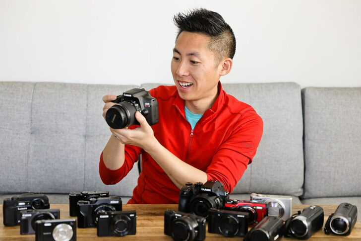 Cheap Camera for Youtube - 17 Best Cheap Vlogging Cameras Compared Side by Side