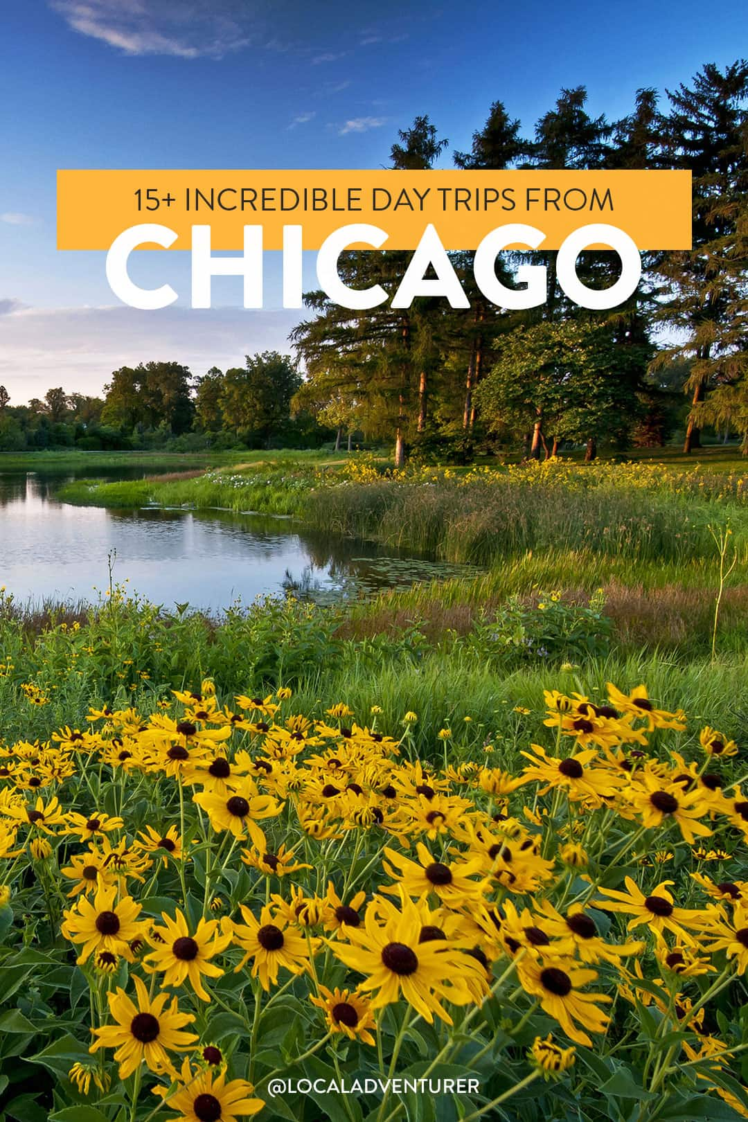 15+ Incredible Day Trips from Chicago IL