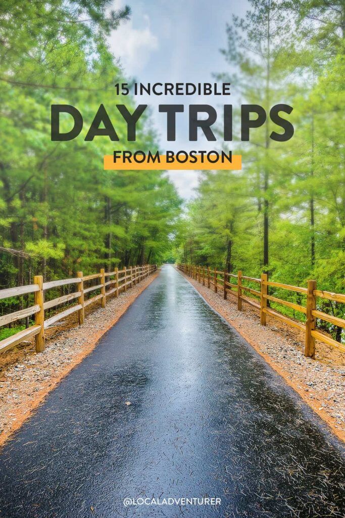 15 Road Trips from Boston