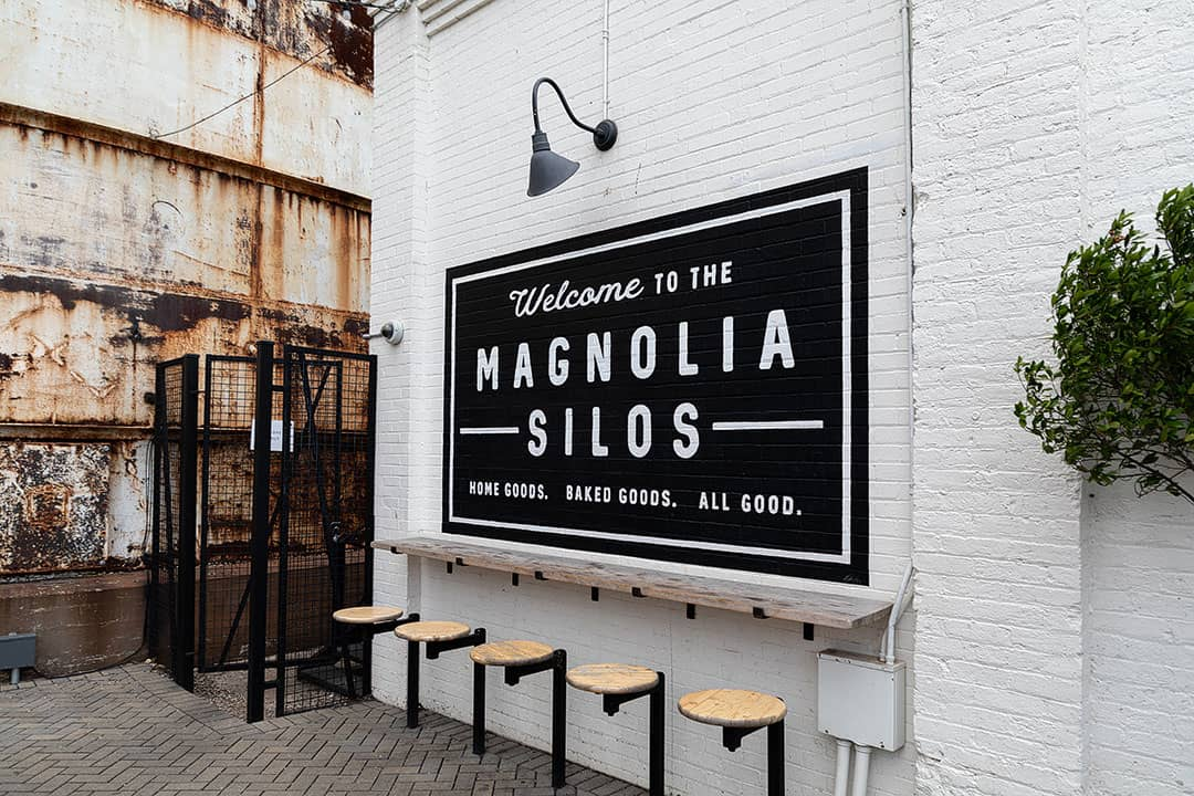 Magnolia Silos - Austin TX to Waco TX + 15 Best Day Trips from Austin