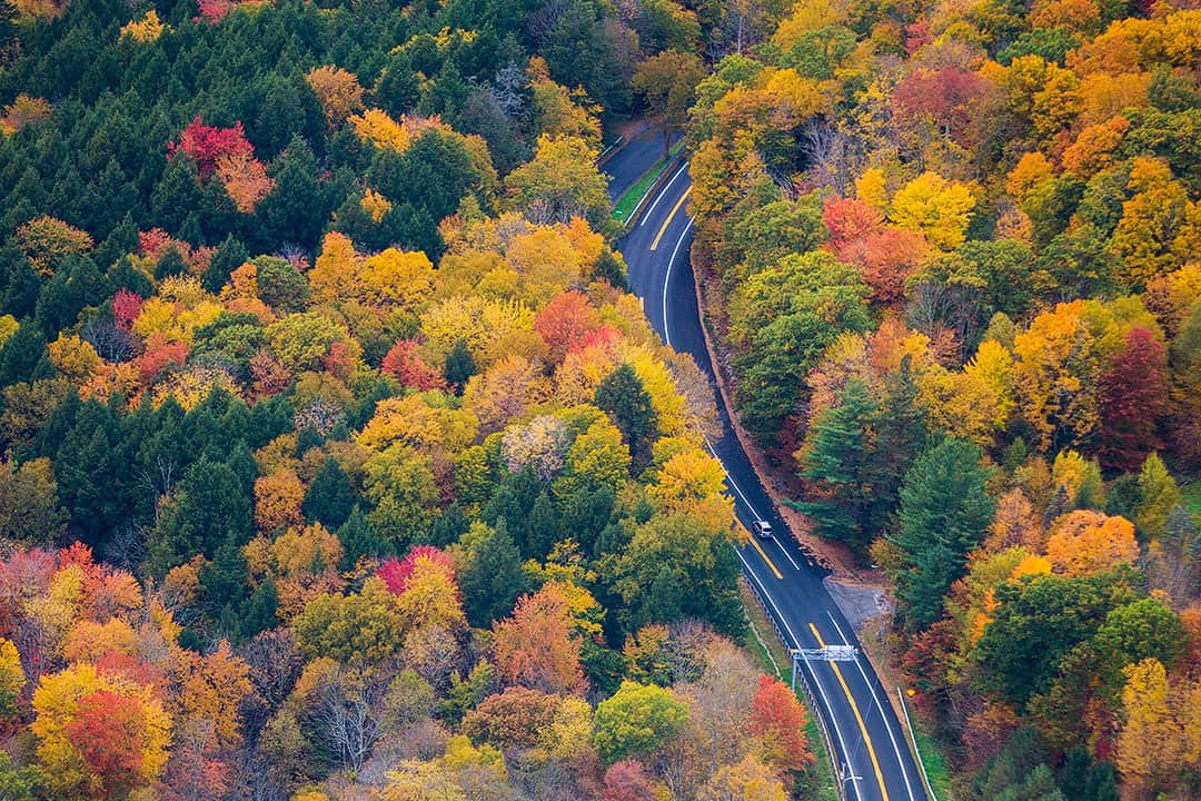 Berkshires Fall Foliage + 15 Best Places to Visit in September in USA