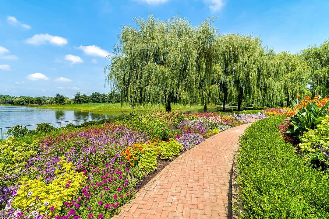 Botanic Garden Glencoe IL