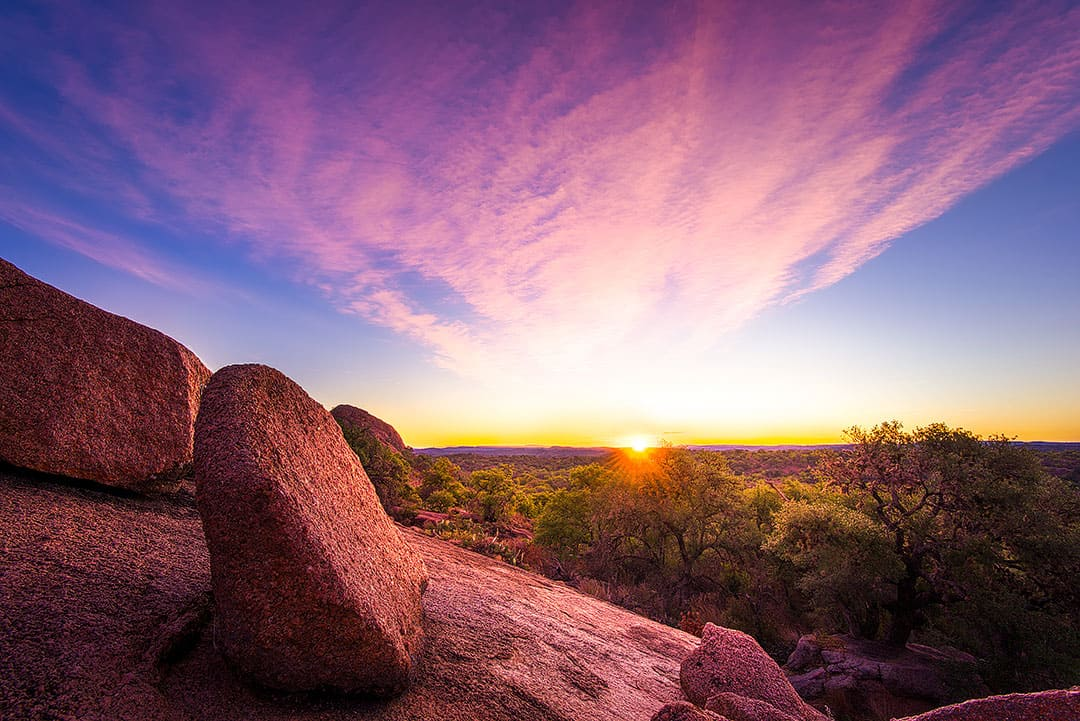 Enchanted Rock Fredericksburg TX + 15 Amazing Day Trips from Austin
