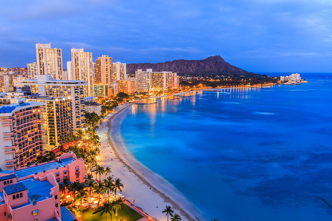 Honolulu Oahu HI + 15 Best Places to Visit in September in USA