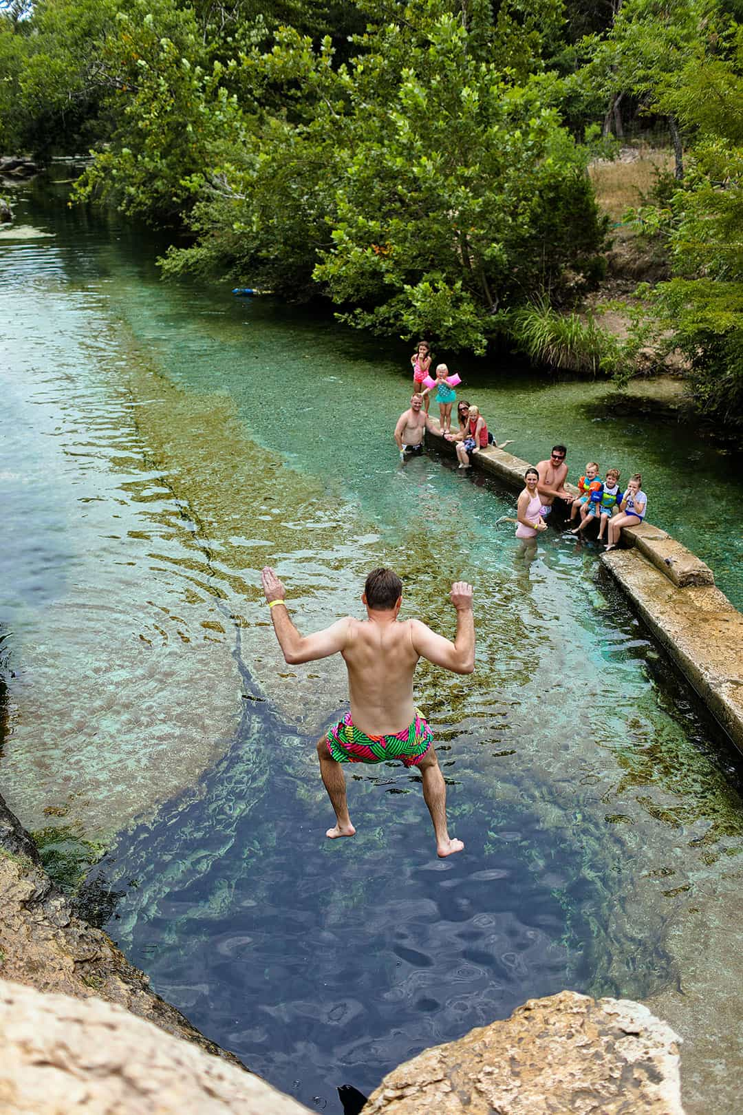 Jacobs Well Wimberley Texas + 15 Incredible Day Trips from Austin TX to Take Next