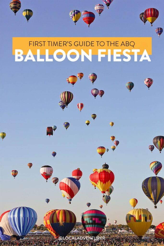 Albuquerque Balloon Festival - What You Need to Know Before You Go