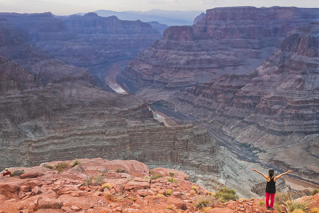 Las Vegas to Grand Canyon Guano Point