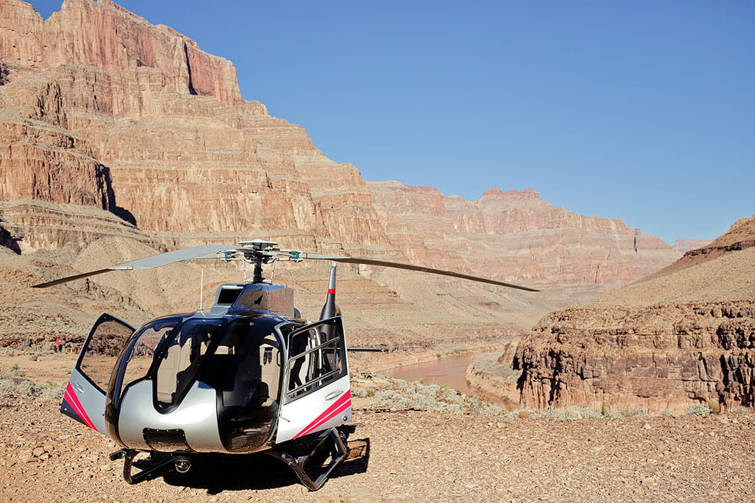 Las Vegas to Grand Canyon Helicopter Tour