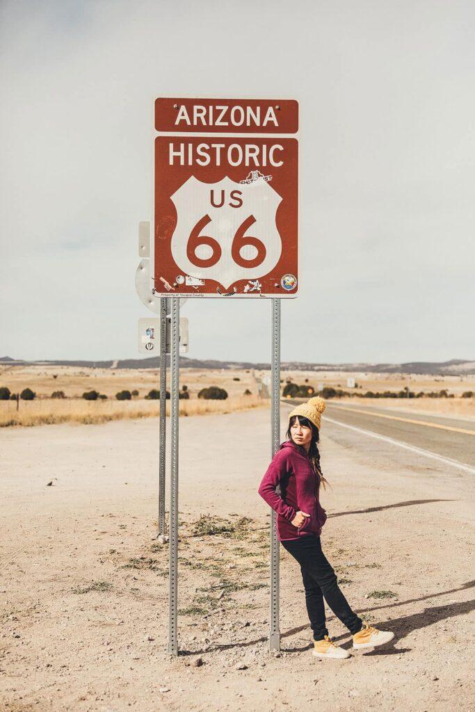 Las Vegas to Grand Canyon Route 66