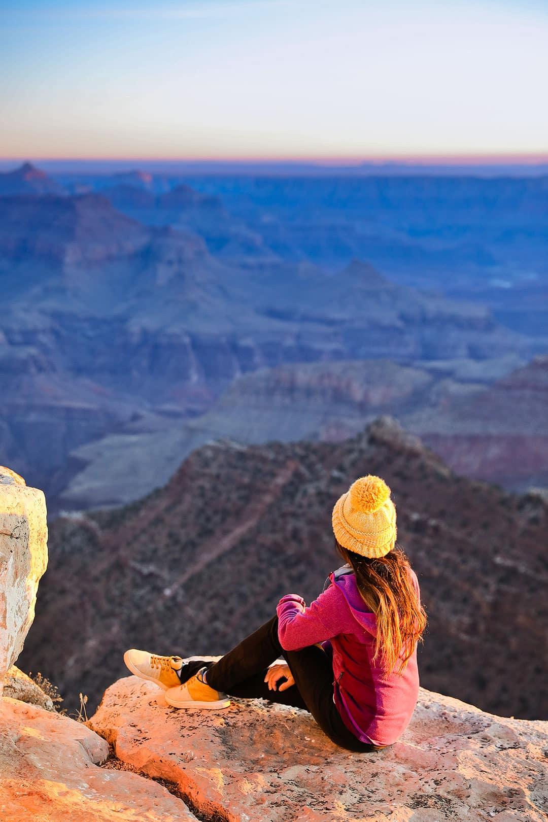 Las Vegas to Grand Canyon South Rim