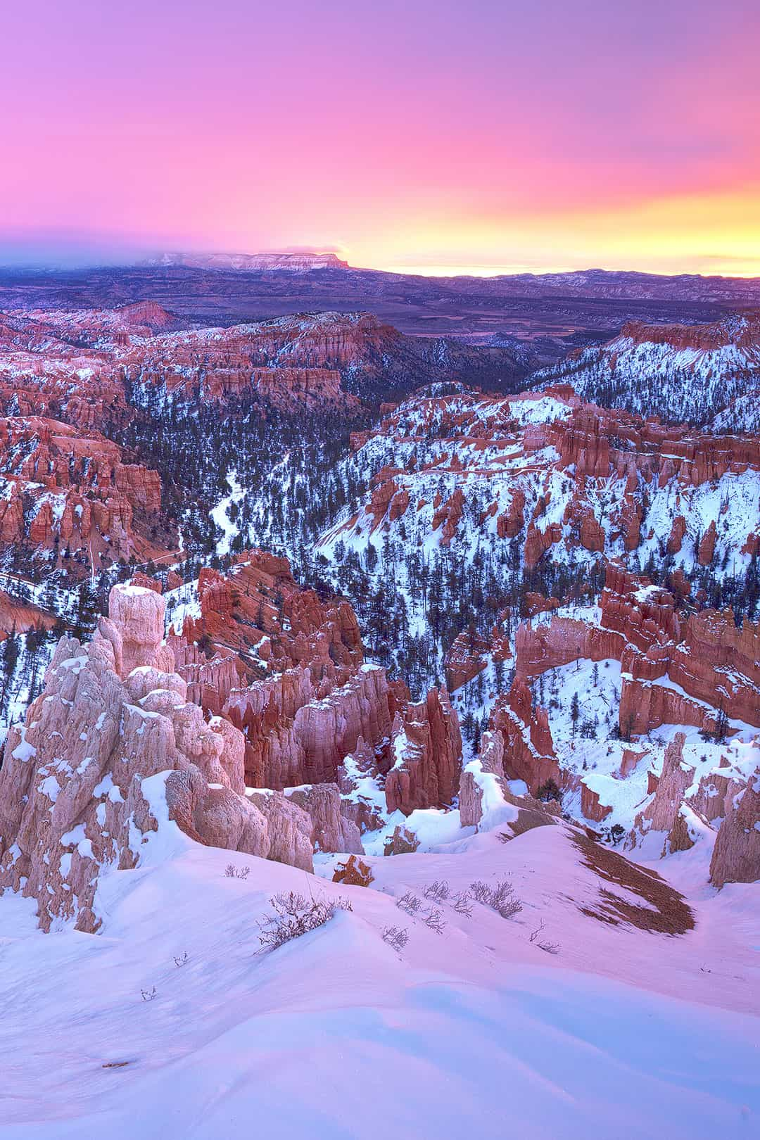 Bryce Canyon in November + 15 Best Places to Visit in November in USA