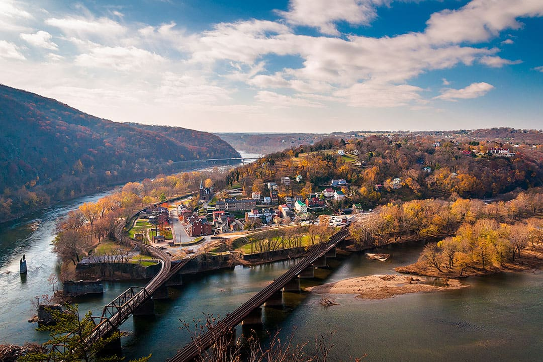 Harpers Ferry Potomac River