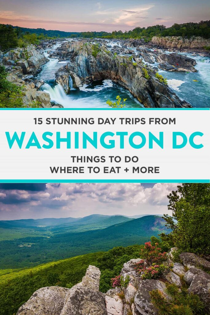 15 Amazing Short Trips from DC