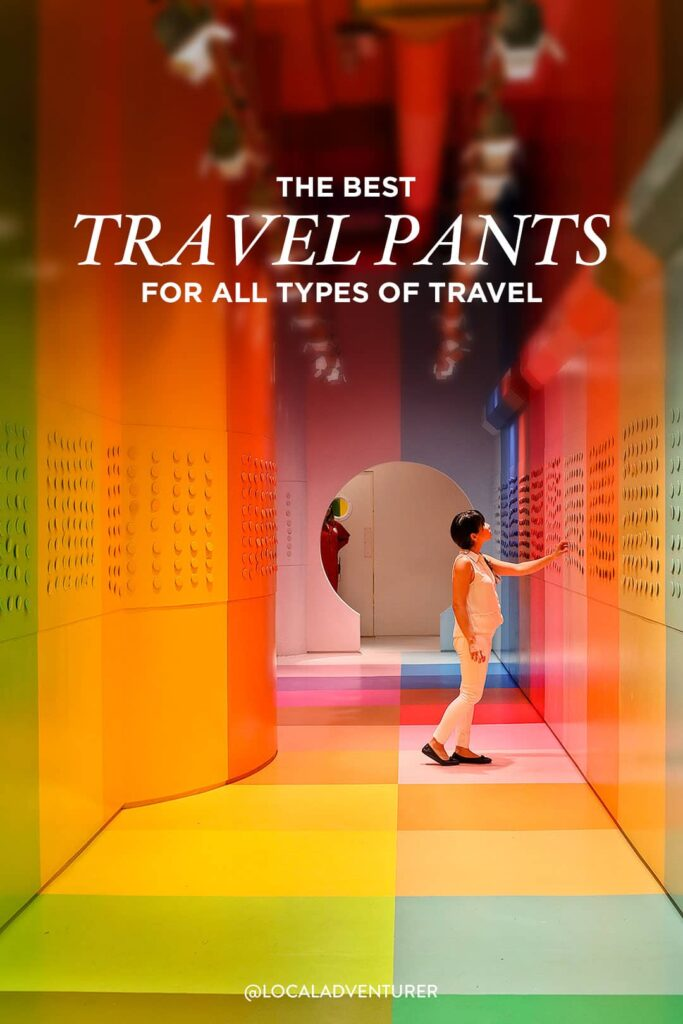 Best Travel Pants Womens