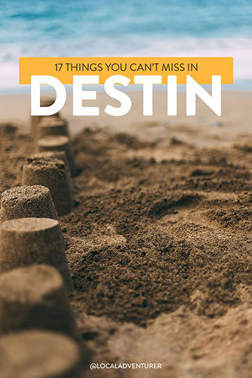 17 Fun Things to Do in Destin Florida
