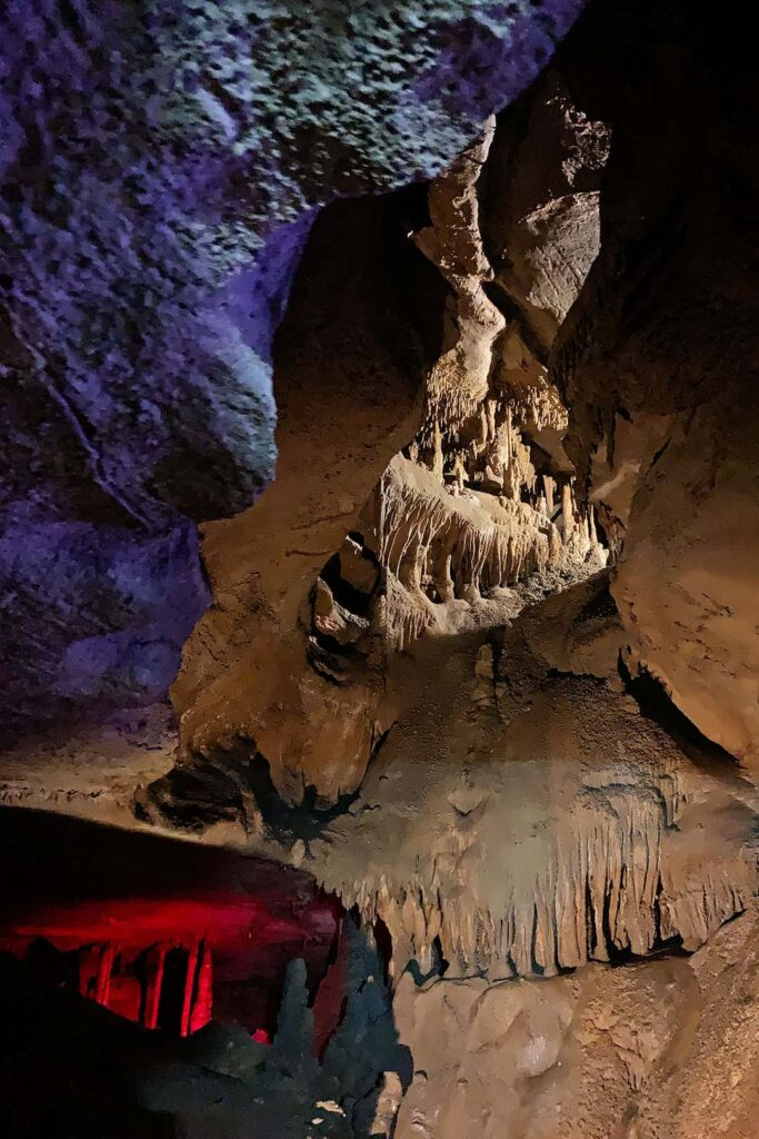 Raccoon Mountain Cavern + 17 Best Things to Do in Chattanooga TN