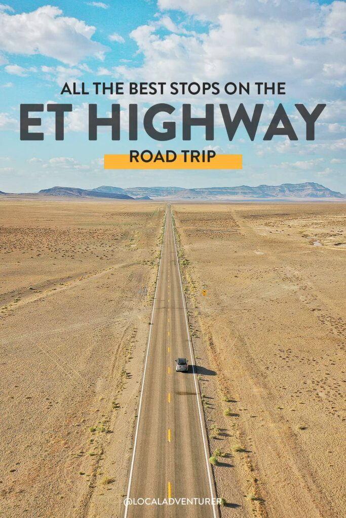 Extraterrestrial Highway Attractions
