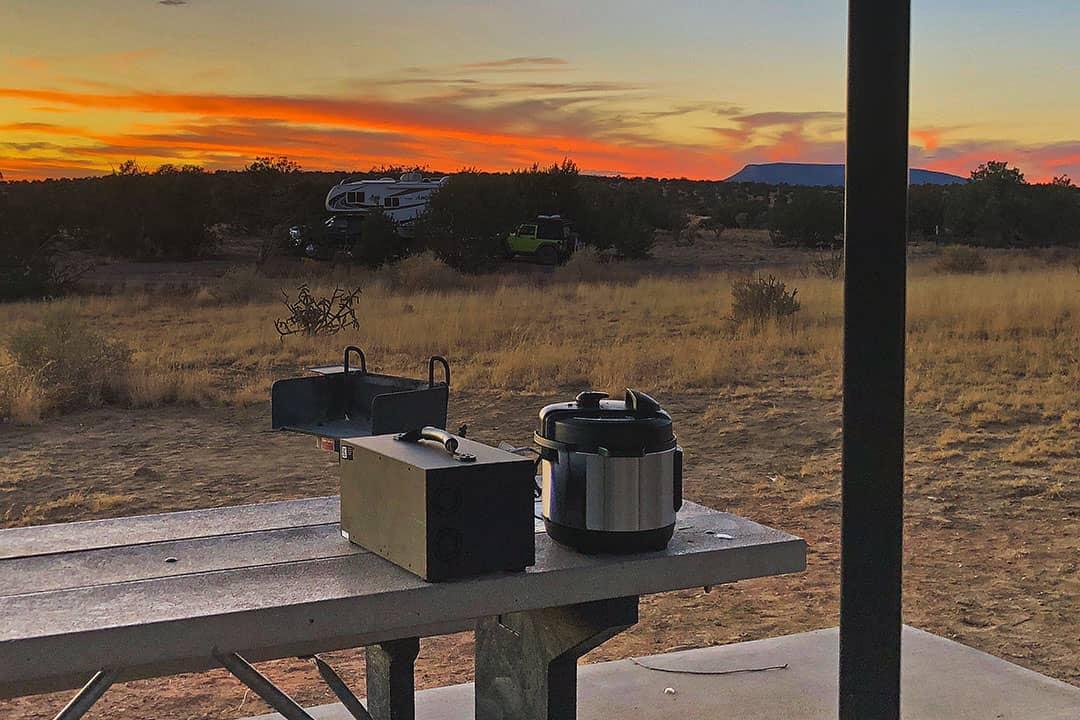 Instant Pot Camping