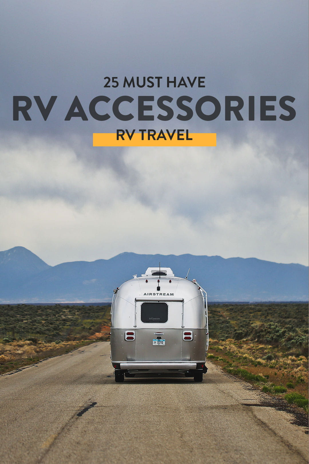 25 Must Have RV Accessories to Make Life on the Road Easier