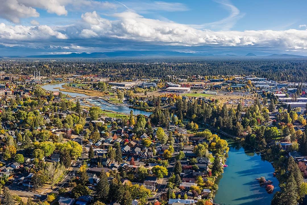 Bend Oregon Travel